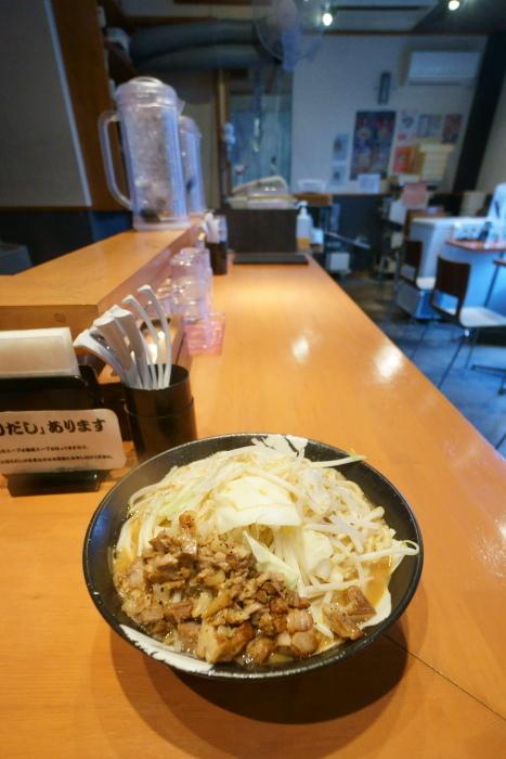麺屋 なかひら → コーヒー&レストラン すぷりんぐす_a0077663_06470710.jpg