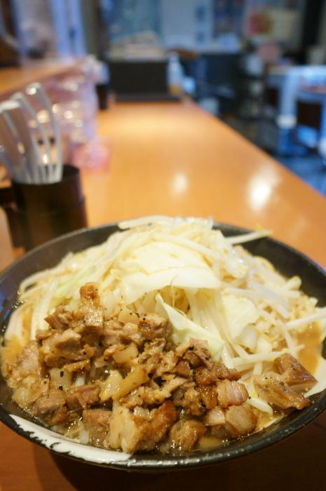 麺屋 なかひら → コーヒー&レストラン すぷりんぐす_a0077663_06471080.jpg