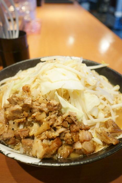 麺屋 なかひら → コーヒー&レストラン すぷりんぐす_a0077663_06471376.jpg