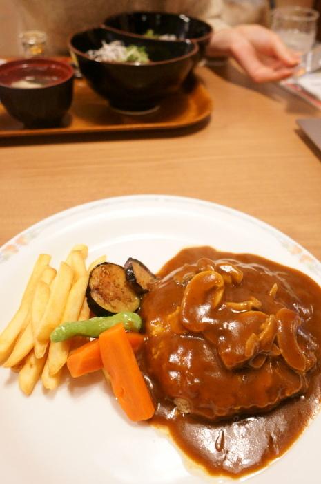麺屋 なかひら → コーヒー&レストラン すぷりんぐす_a0077663_06481073.jpg