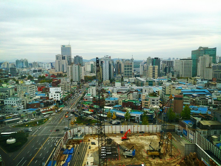 ソウルのホテル情報 国都ホテル(BEST WESTERN PREMIER HOTEL KUKDO)_b0060363_9313922.jpg