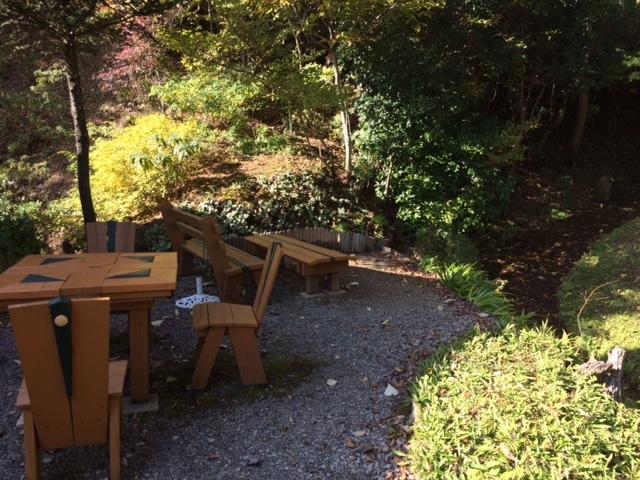 """秋の日のドライブ """"森の家 ウォールデン""""_f0182167_16092938.jpg"""