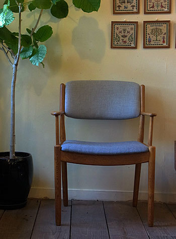 arm chair (Poul M.Volther)_c0139773_16254387.jpg