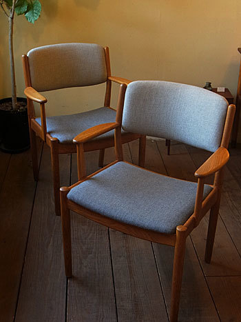 arm chair (Poul M.Volther)_c0139773_16255575.jpg