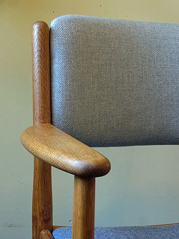 arm chair (Poul M.Volther)_c0139773_16271993.jpg