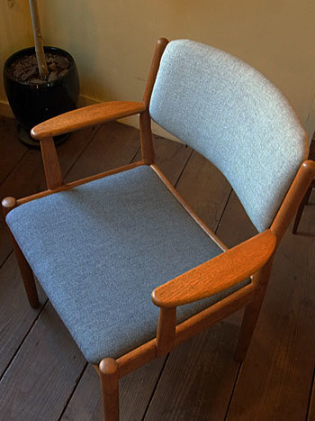 arm chair (Poul M.Volther)_c0139773_16294398.jpg