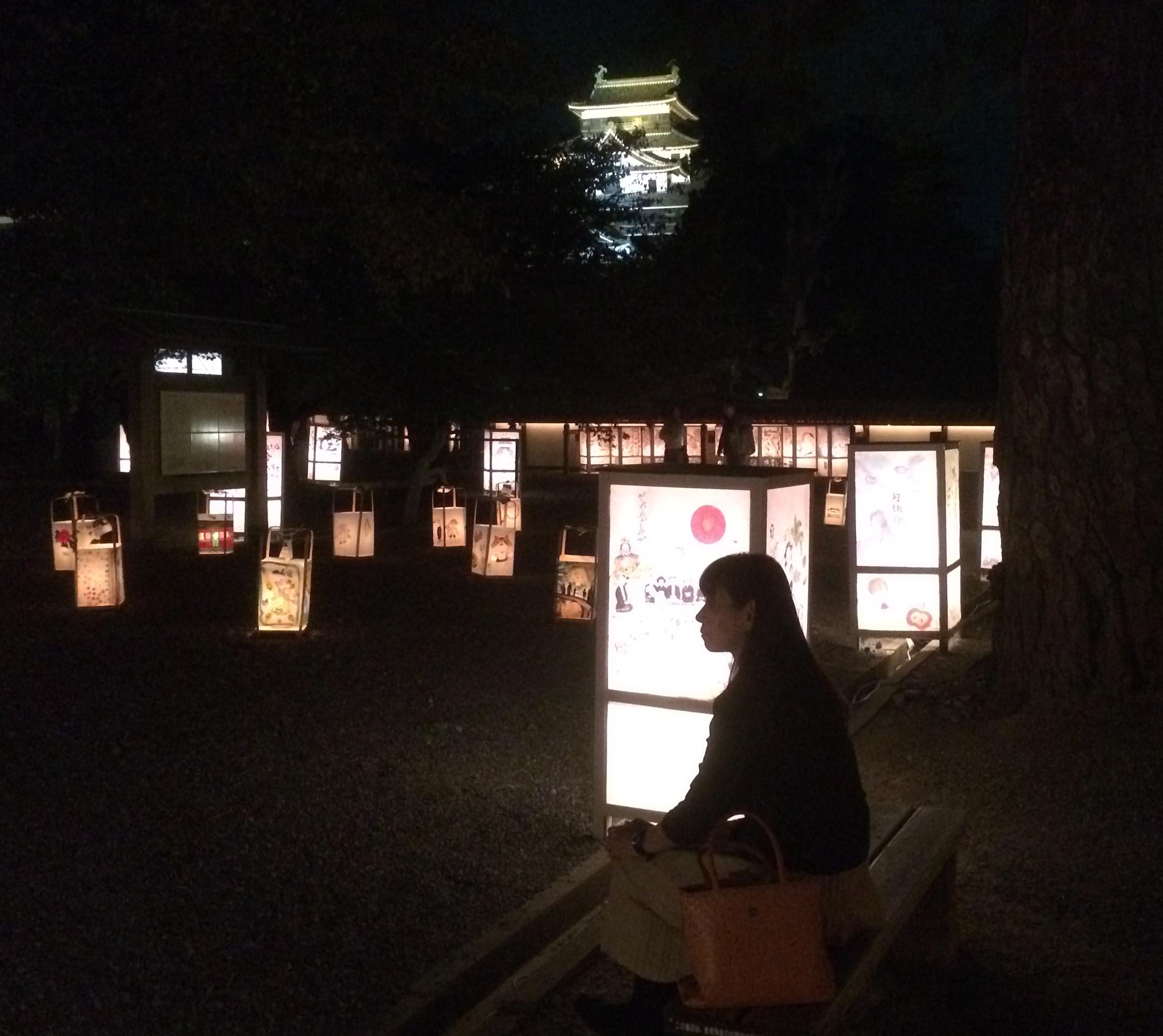 視察研修報告⑦:松江水燈路_c0052876_16103530.jpg