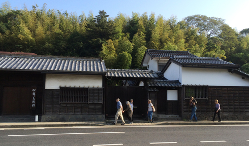 視察研修報告⑦:松江水燈路_c0052876_16253654.jpg