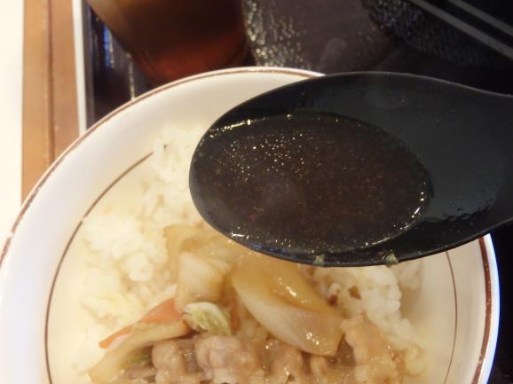 すき家の牛すき鍋定食   南塚口7丁目店 _c0118393_12364330.jpg