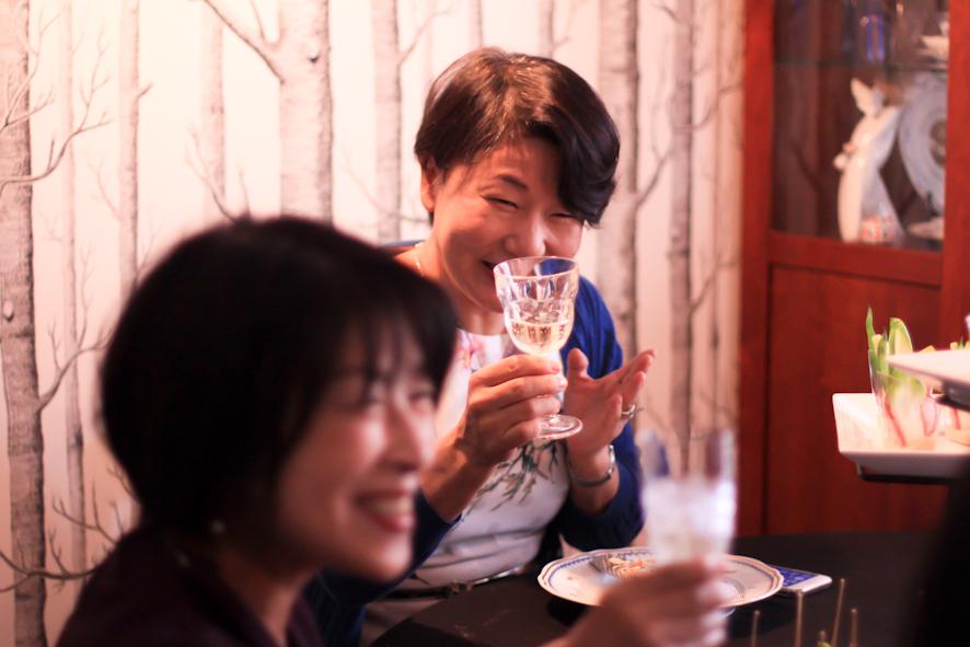 冬の森〜アトリエリニューアルオープンイベント1日目_b0208604_10275686.jpg