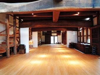 会津の建築:猪苗代のギャラリー_c0195909_1001670.jpg