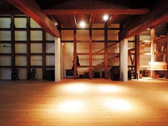 会津の建築:猪苗代のギャラリー_c0195909_9584654.jpg