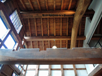 会津の建築:猪苗代のギャラリー_c0195909_9591238.jpg