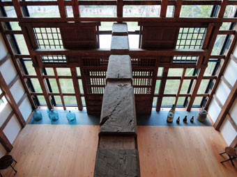 会津の建築:猪苗代のギャラリー_c0195909_959169.jpg