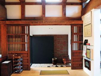 会津の建築:猪苗代のギャラリー_c0195909_9592560.jpg