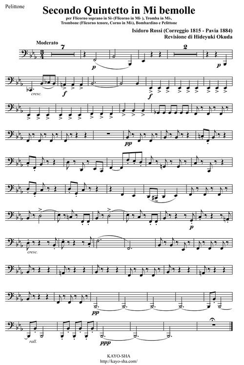 ロッシ:金管五重奏曲第2番 変ホ調_b0189423_14265642.jpg