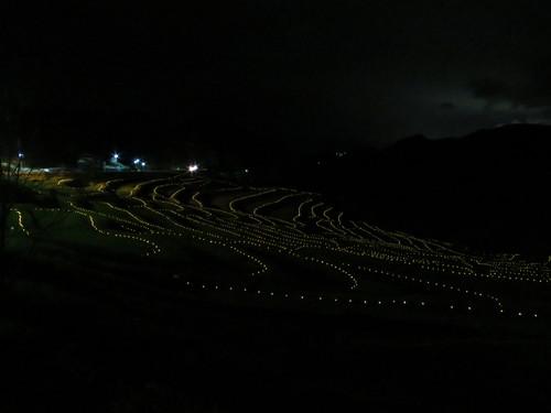 2016.10.29夜の大山千枚田(鴨川市)_e0321032_15113679.jpg