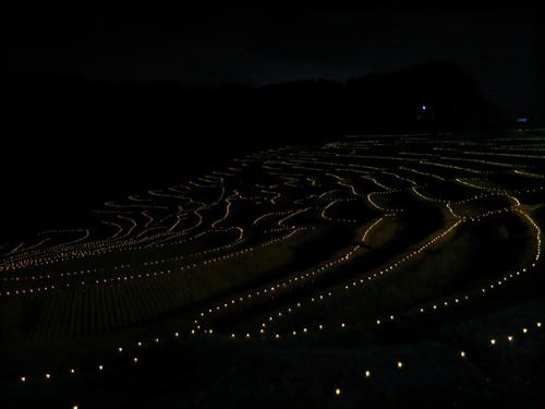 2016.10.29夜の大山千枚田(鴨川市)_e0321032_1512362.jpg