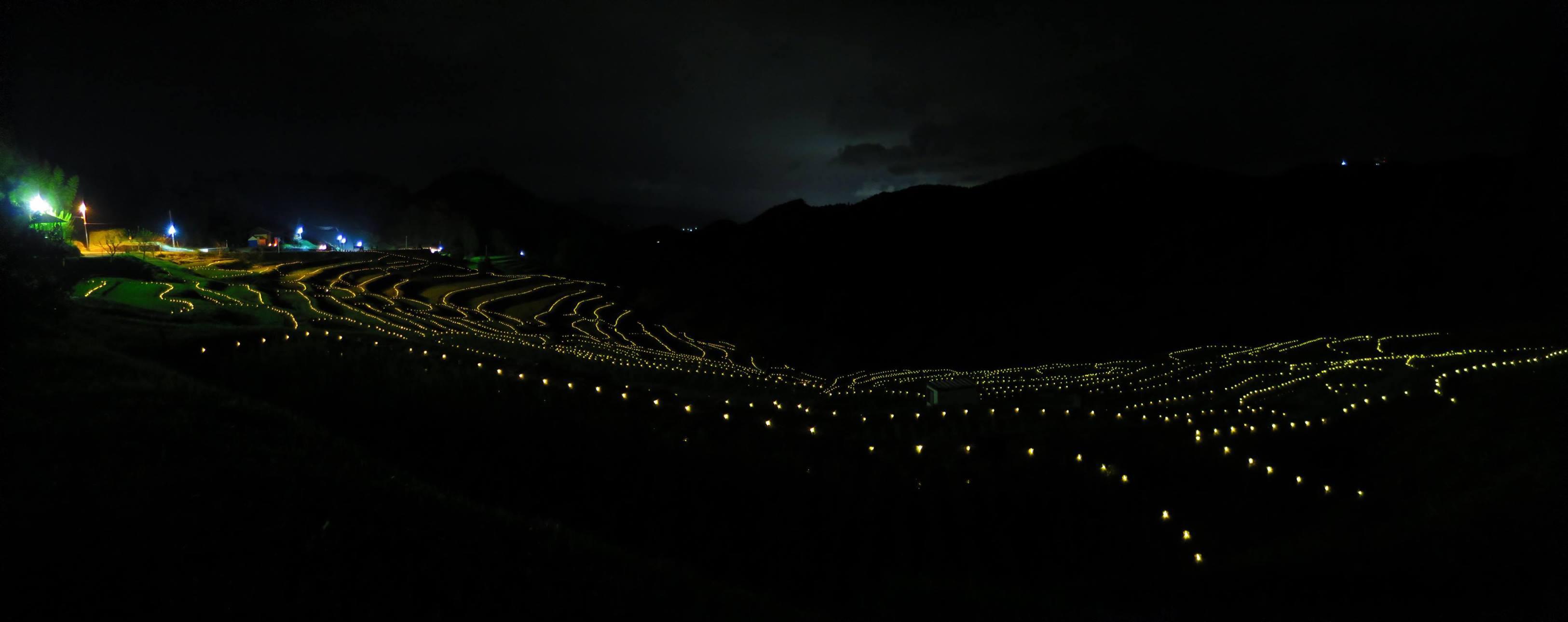 2016.10.29夜の大山千枚田(鴨川市)_e0321032_1513121.jpg