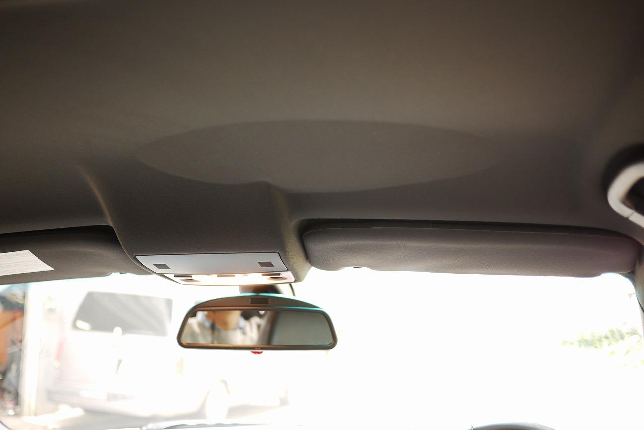 BMW525i Mスポーツ 天井張替え準備_d0171835_1071834.jpg