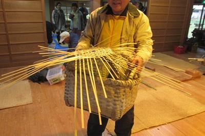 竹かご教室(入門)4日目(最終日)_a0123836_10495159.jpg