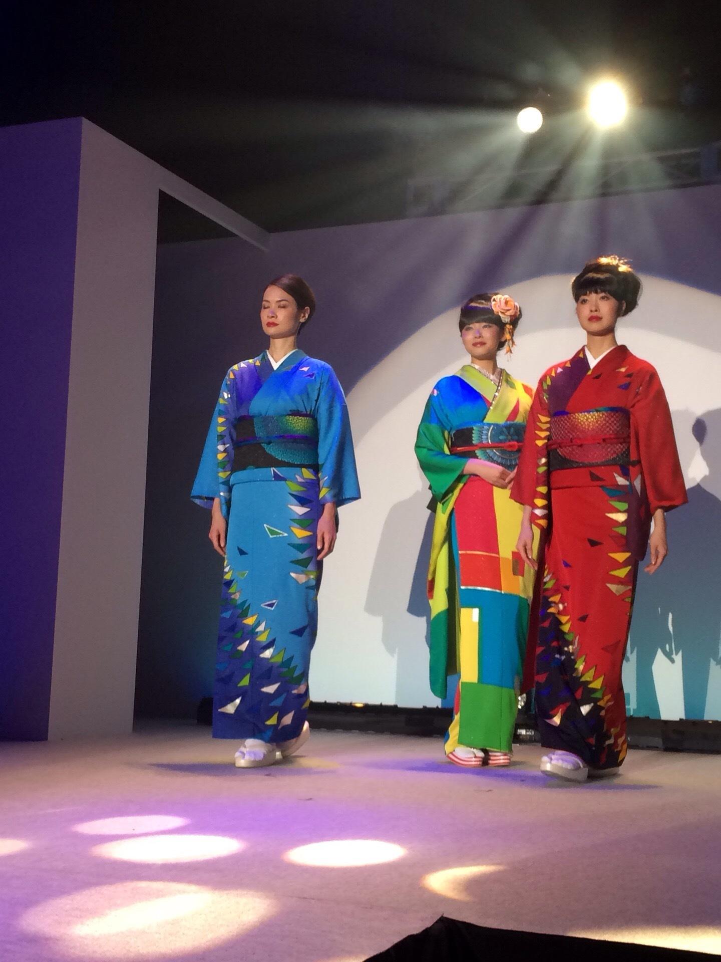 青野先生、東京で初めてのショー開催!_f0140343_10083740.jpg