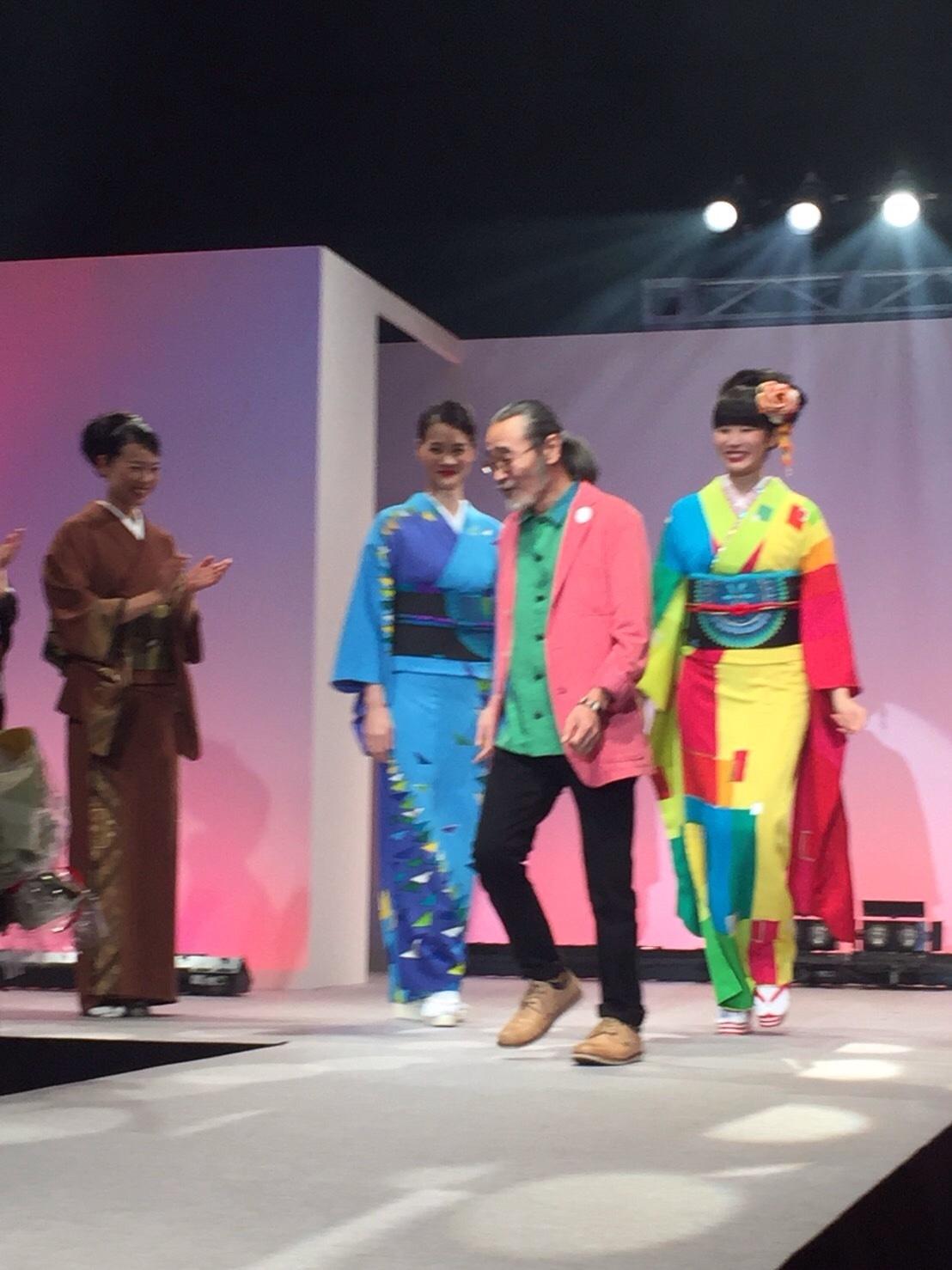 青野先生、東京で初めてのショー開催!_f0140343_10161894.jpg