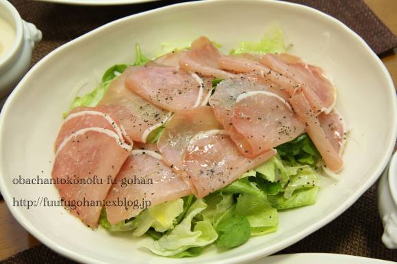 牡蠣の塩焼きそばDEおうちバル_c0326245_11375126.jpg