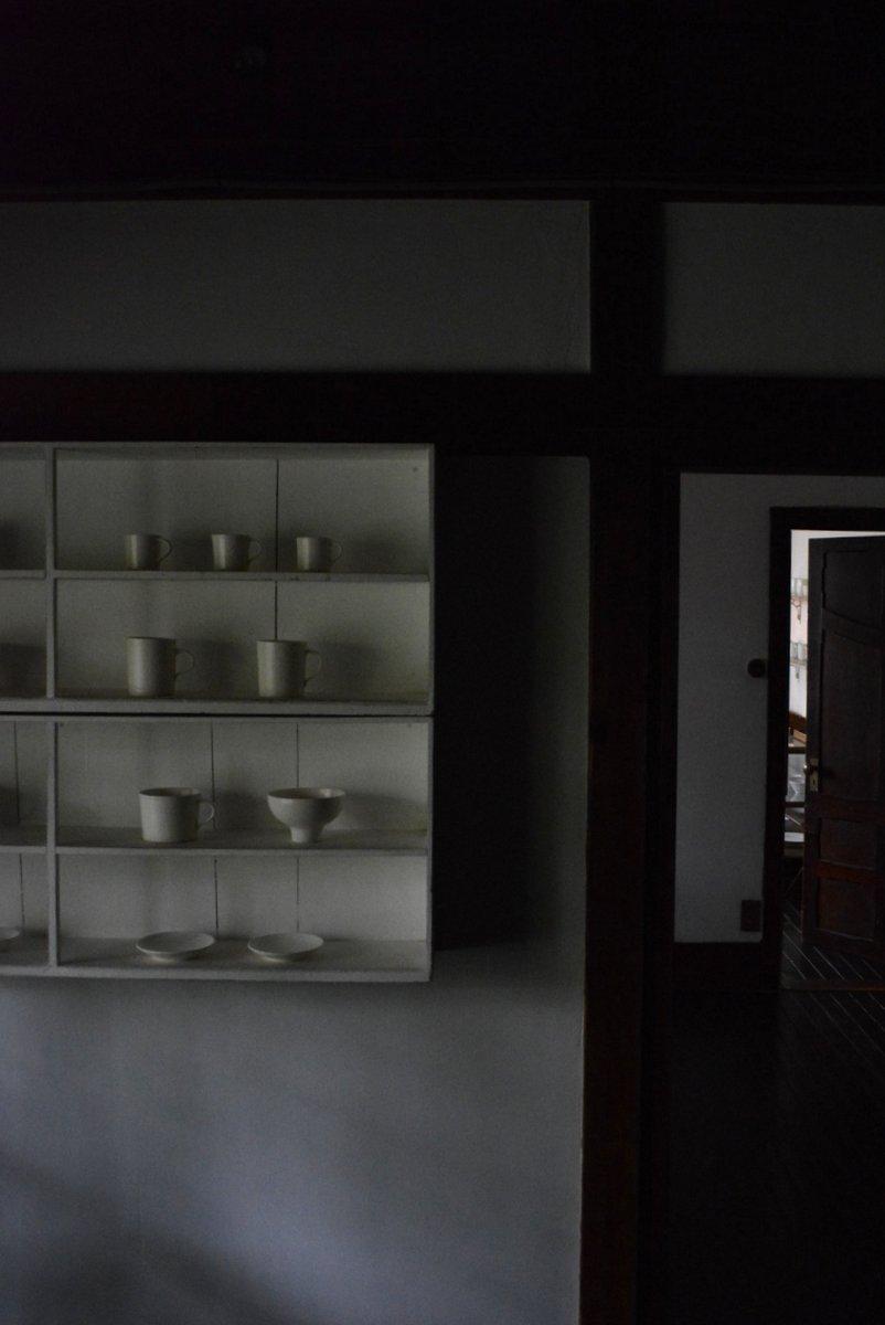 「山本忠正展 伊賀の土鍋と白い器」 白い器_d0087761_16173445.jpg