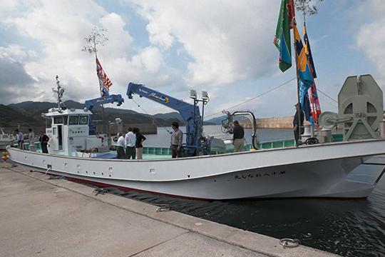 新しい船・第十八おなし丸_d0159062_20034268.jpg