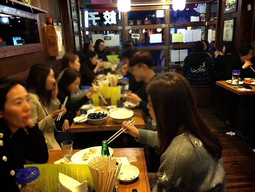 ソウルでハロウィン♪_b0060363_20394978.jpg