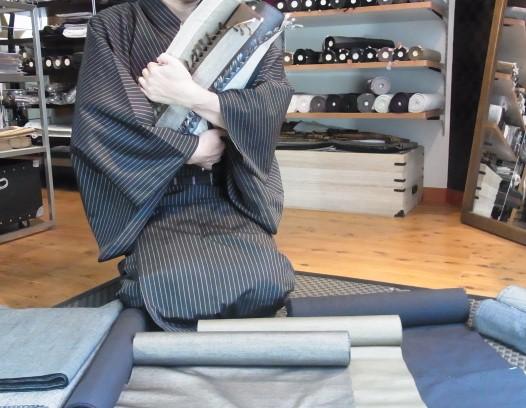 11万円で紬着物と紬羽織が作れちゃう_f0069864_1540340.jpg
