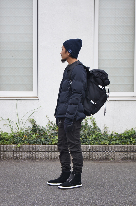 White Mountaineering - Navy & Black Winter Style._f0020773_18334866.jpg