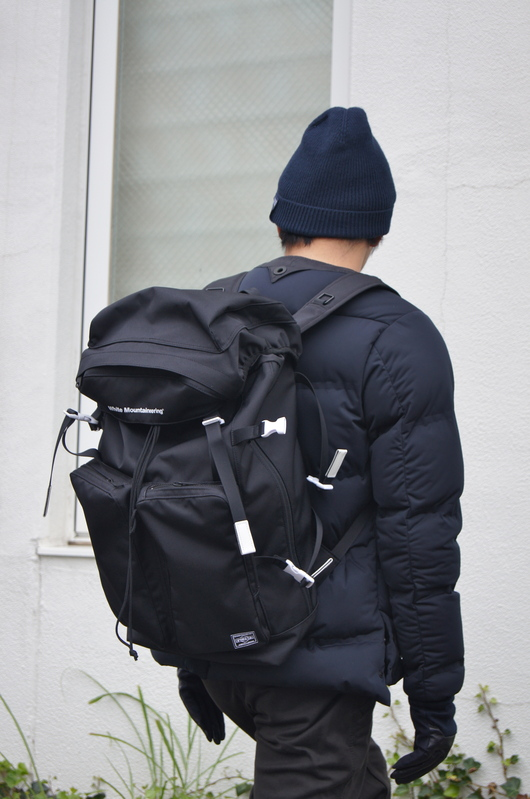 White Mountaineering - Navy & Black Winter Style._f0020773_1834013.jpg