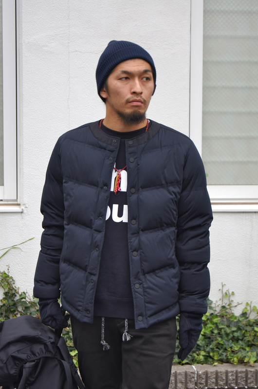 White Mountaineering - Navy & Black Winter Style._f0020773_18351428.jpg