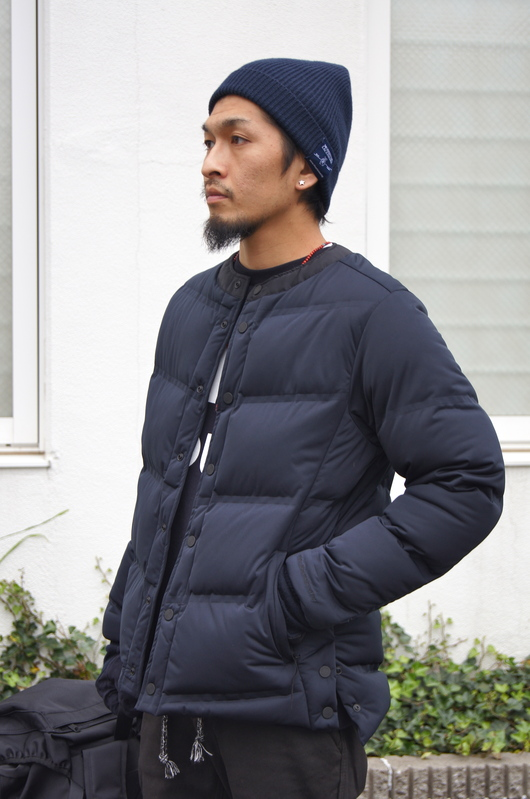 White Mountaineering - Navy & Black Winter Style._f0020773_18353717.jpg