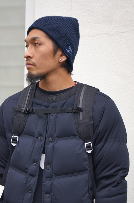 White Mountaineering - Navy & Black Winter Style._f0020773_1836475.jpg