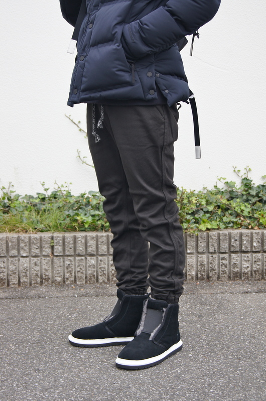 White Mountaineering - Navy & Black Winter Style._f0020773_1840962.jpg