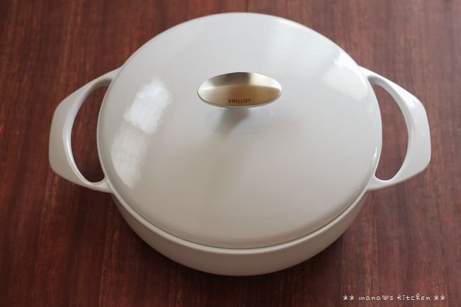 世界一軽い鋳物ホーロー鍋 ✿ チキンのチリトマト煮込み♪_c0139375_16393997.jpg