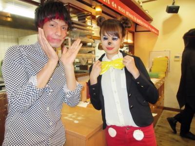 Hallo ween前夜祭!!_a0171984_19222514.jpg