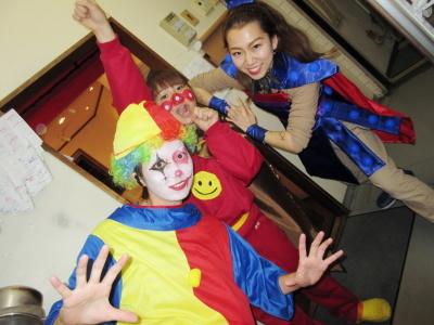 Hallo ween前夜祭!!_a0171984_19231394.jpg