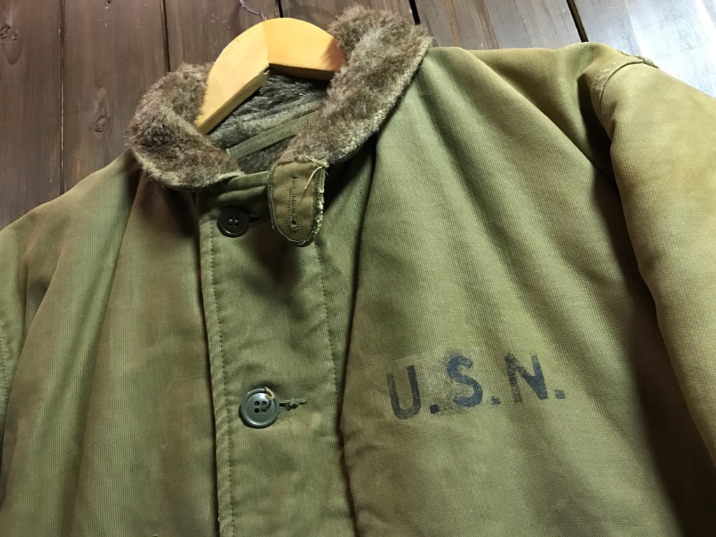 神戸店11/2(水)ヴィンテージ入荷!#1  USN Vintage!Indian Orange Flight Suit,N-1JKT!!!_c0078587_20103885.jpg