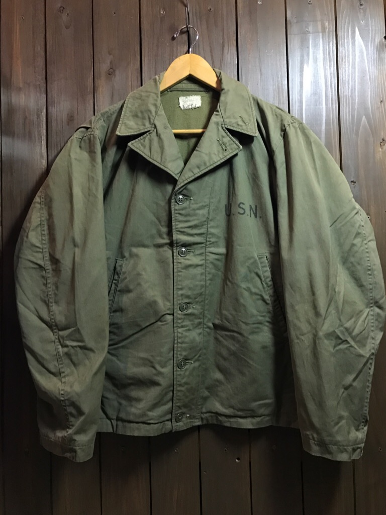 神戸店11/2(水)ヴィンテージ入荷!#1  USN Vintage!Indian Orange Flight Suit,N-1JKT!!!_c0078587_211750100.jpg