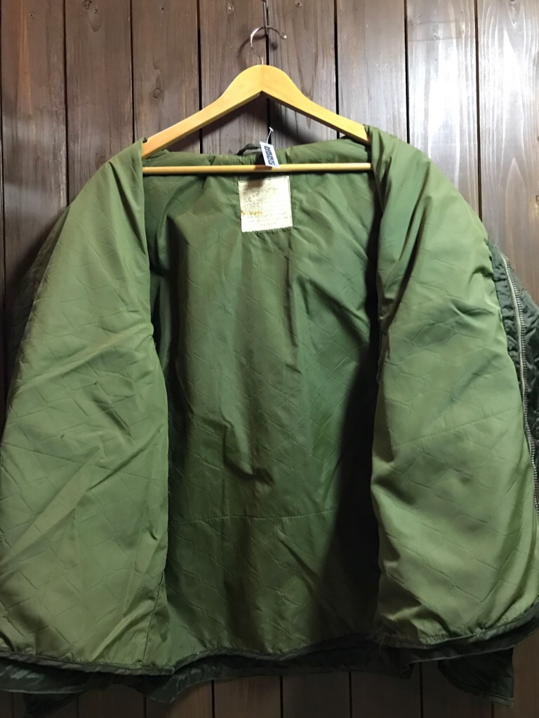 神戸店11/2(水)ヴィンテージ入荷!#1  USN Vintage!Indian Orange Flight Suit,N-1JKT!!!_c0078587_21524189.jpg