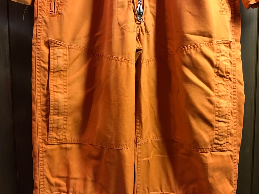神戸店11/2(水)ヴィンテージ入荷!#1  USN Vintage!Indian Orange Flight Suit,N-1JKT!!!_c0078587_2218915.jpg