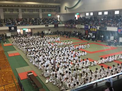 2016 磯貝杯九州少年柔道大会_b0172494_10055454.jpg