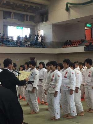 2016 磯貝杯九州少年柔道大会_b0172494_20512704.jpg