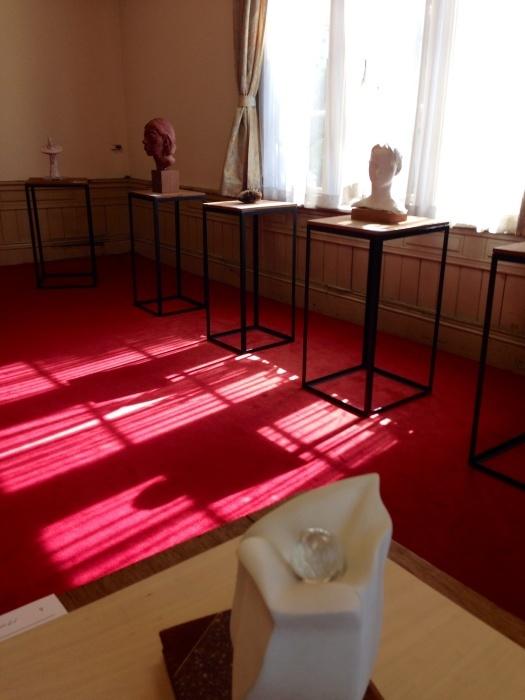 第11回秋の府庁旧本館彫刻展  最終日_c0100195_11250261.jpg