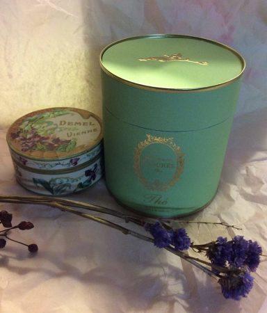 《 菫の会 - la société de la violette -》のひととき_c0203401_22012035.jpg