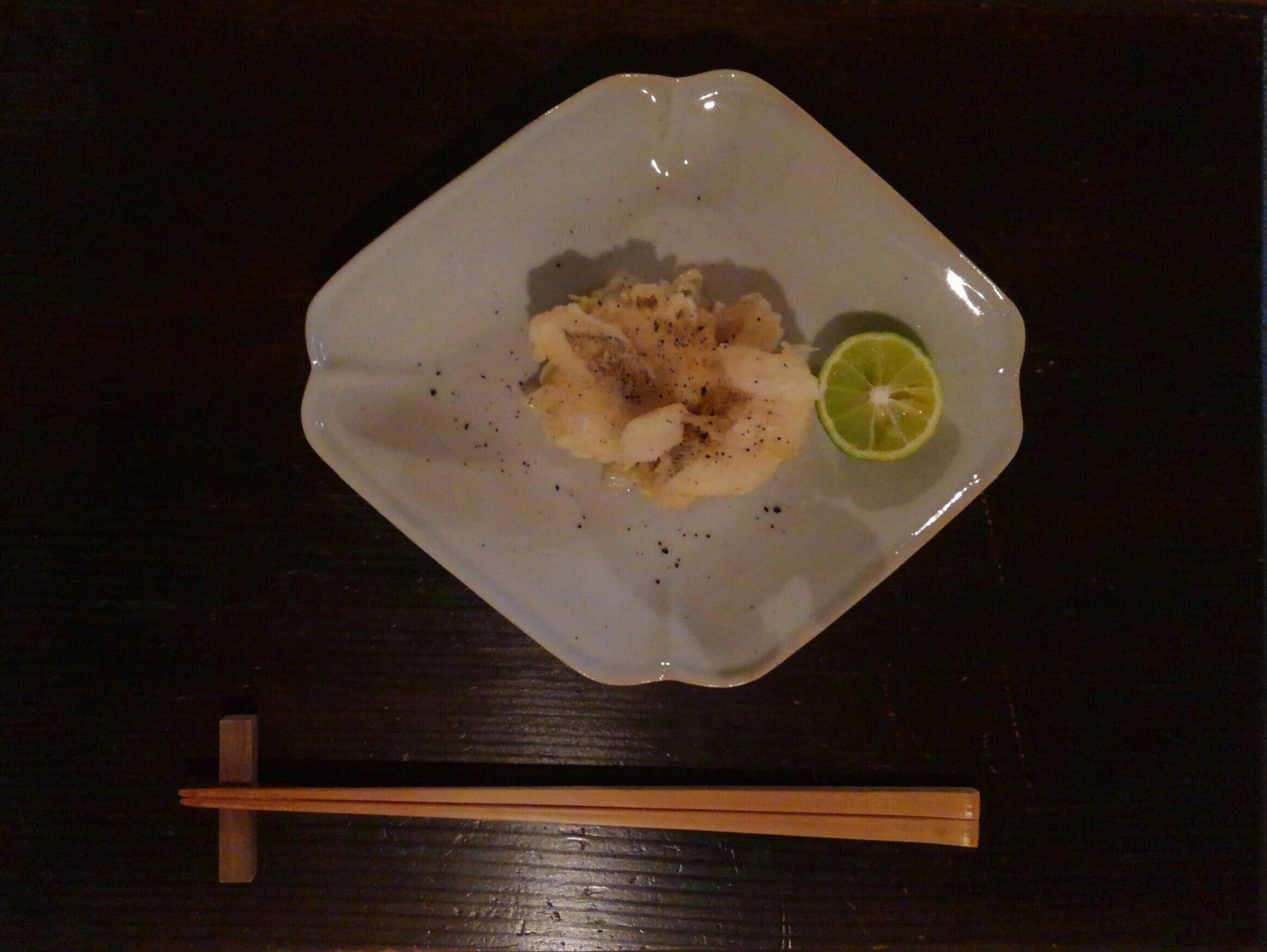晩秋の八ヶ岳南麓+松本の旅路4 tadokorogaro+日本料理温石 編_f0351305_00361112.jpg